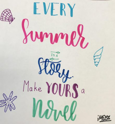 Every Summer is a Story - Make Yours a Novel!