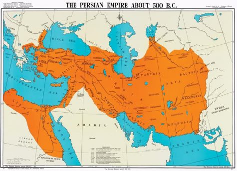 The Persian Empire